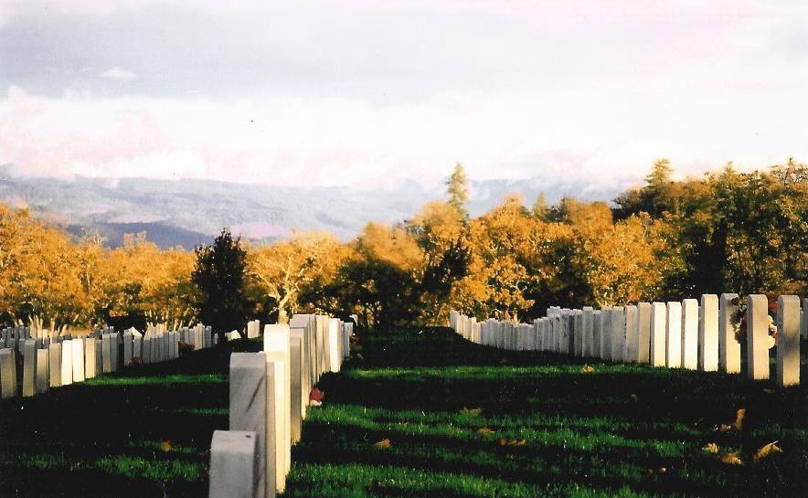 Eagle Point National Cemetery