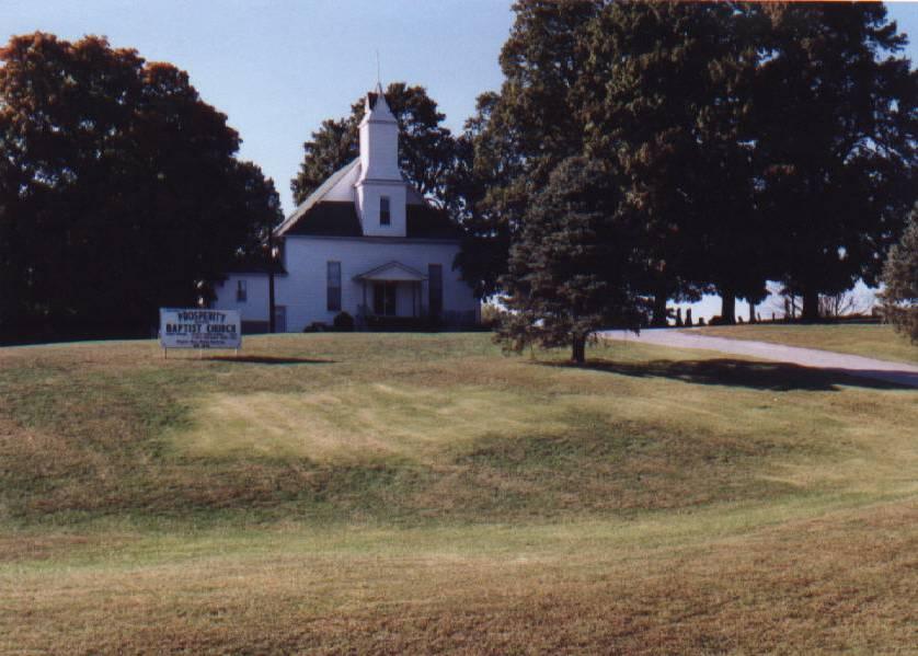 Rocky Comfort Cemetery