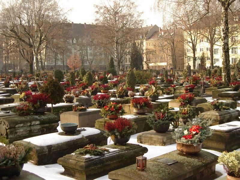 Saint Rochus Cemetery