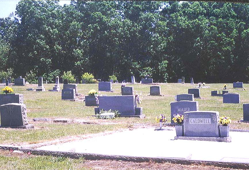 Long Creek Memorial Baptist Cemetery