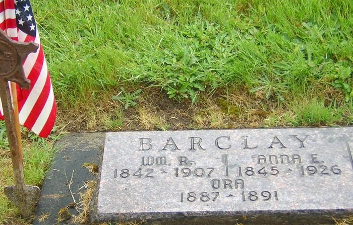 William Robert Barclay
