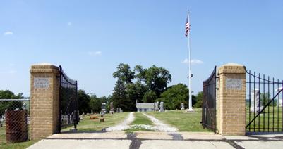 Scribner Municipal Cemetery