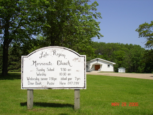 Lake Region Mennonite Cemetery