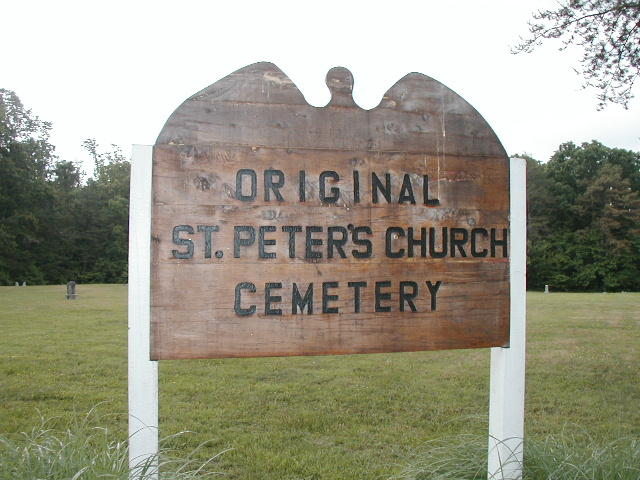 Saint Peters Cemetery Original