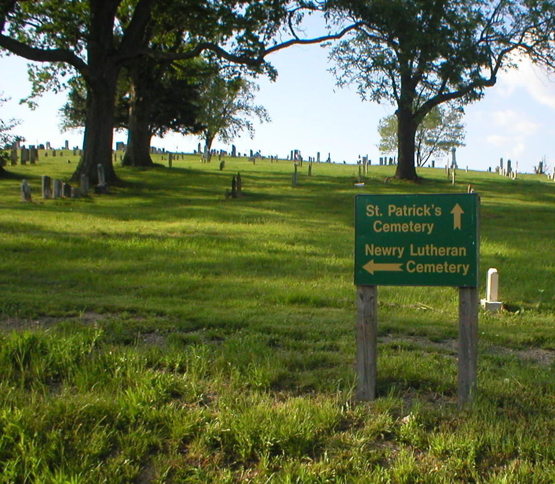 Newry Lutheran Cemetery