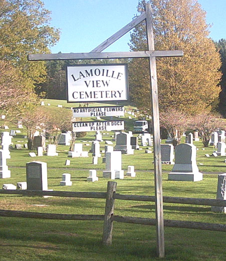 Lamoille View Cemetery