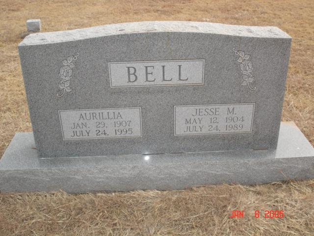 Aurillia (Lenard Aurillia) Bell