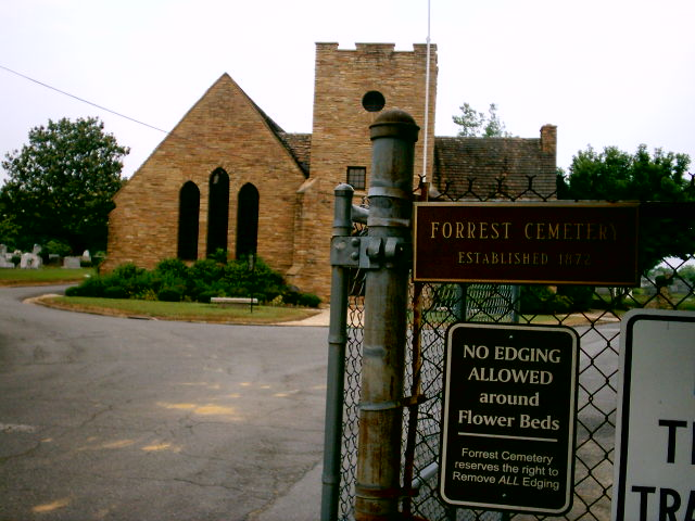 Forrest Cemetery