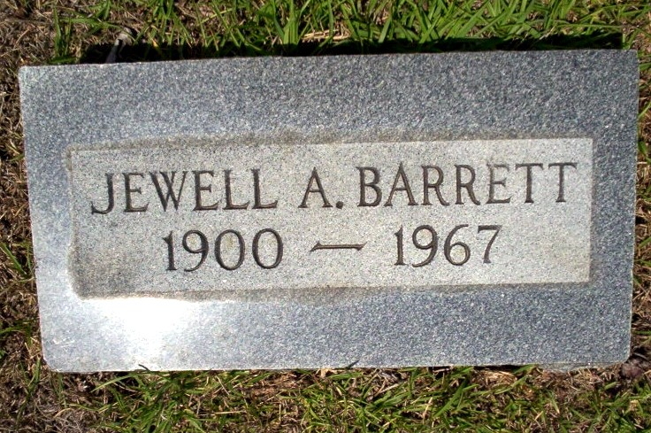 Jewell A Barrett