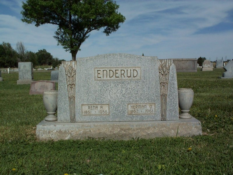 Herman Emil Olsen Enderud