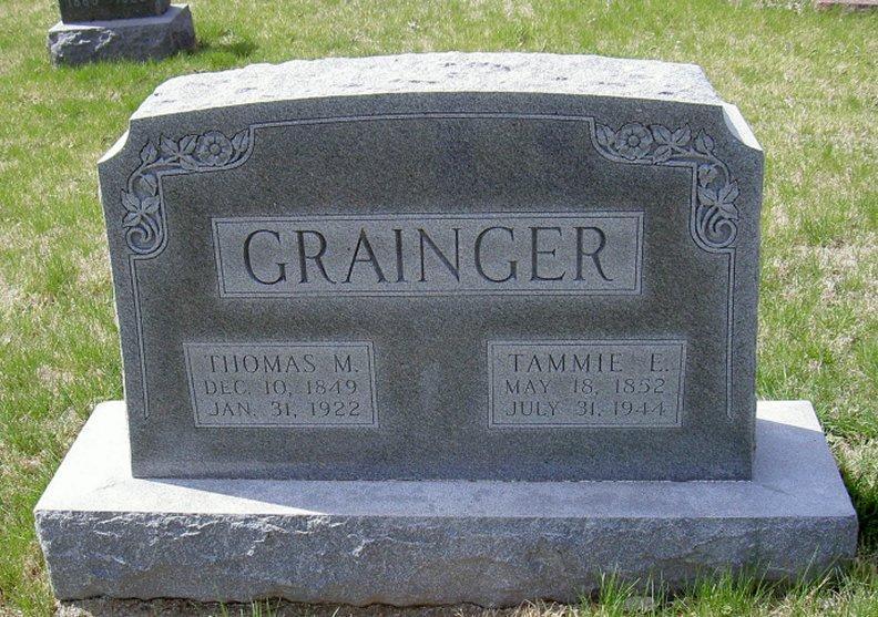 Tamah Emily Tammie <i>Mayfield</i> Grainger