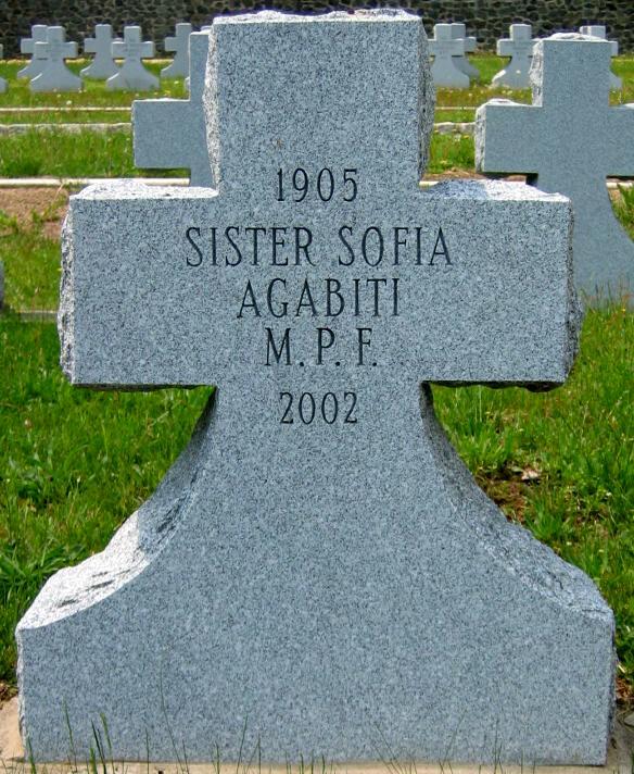 Sr Sofia Agabiti