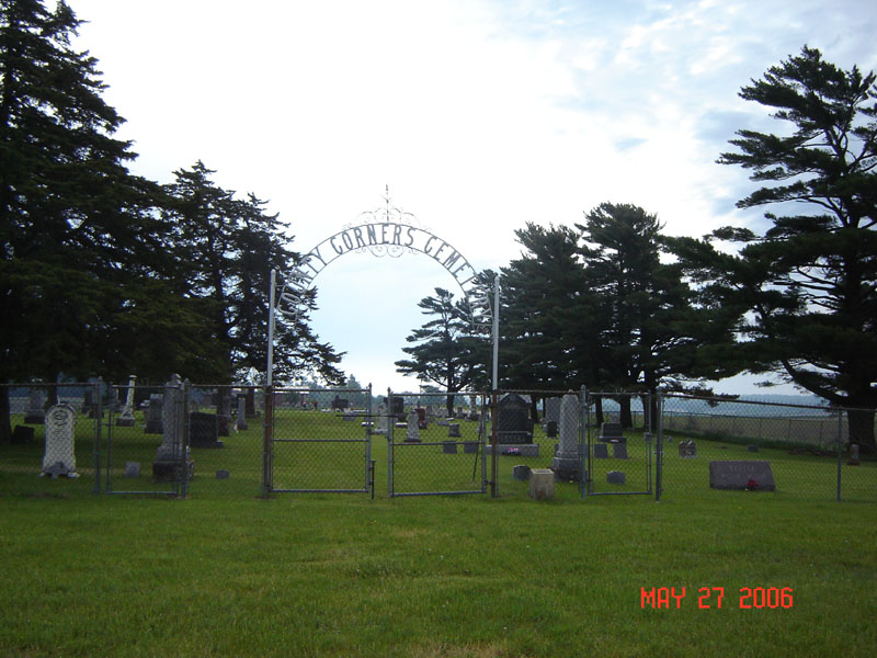 County Corners Cemetery
