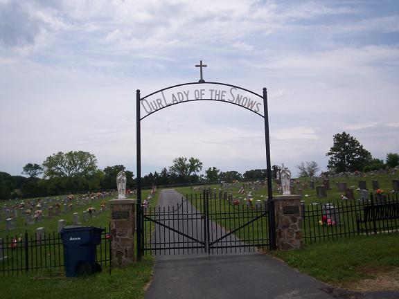 Our Lady of the Snows Cemetery