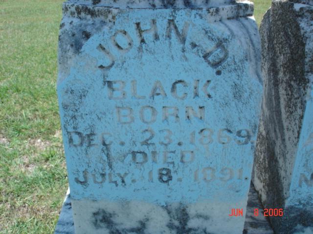 John D. Black