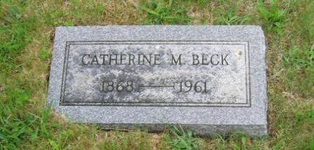 Catherine M. <i>Paule</i> Beck