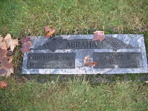 George Kinkade Abraham