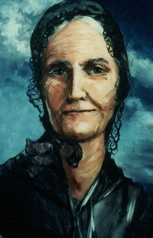 Mary Polly <i>Everett</i> Amsberry
