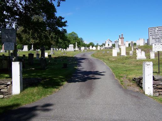 Cavendish Village Cemetery
