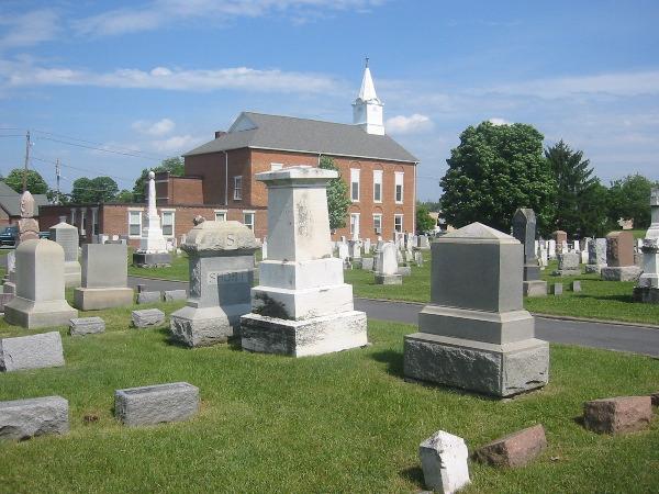 Trindle Springs Lutheran Cemetery