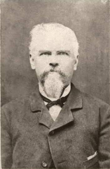 James William Baker