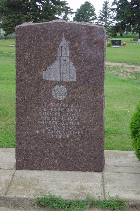 Prairie Queen Cemetery