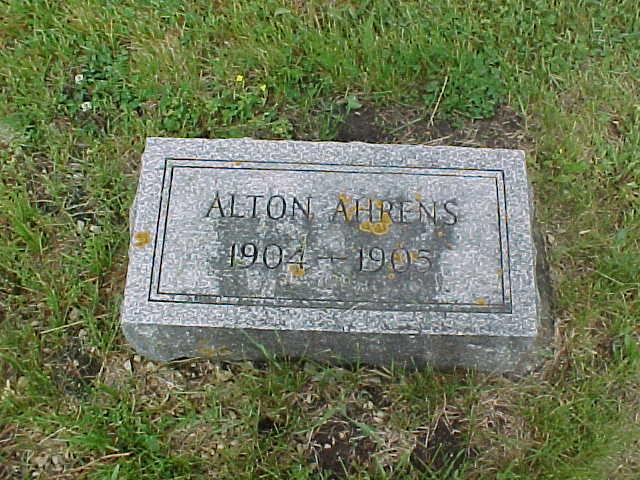 Alton H Ahrens