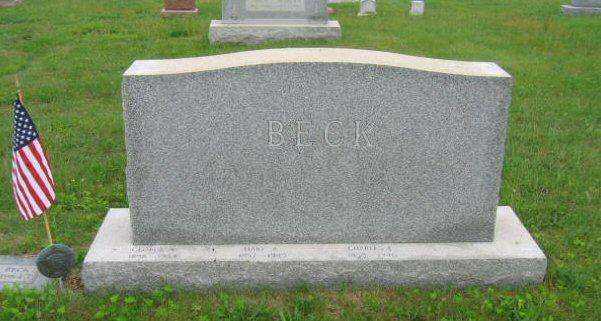 Mary A. <i>Paule</i> Beck