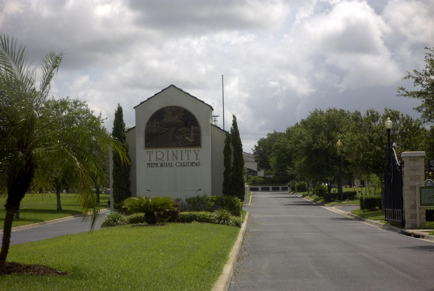 Trinity Memorial Gardens