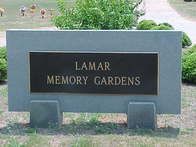 Lamar Memory Gardens