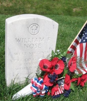 William F Nose