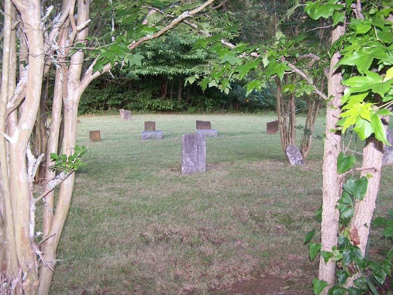 Jones-Moon Cemetery