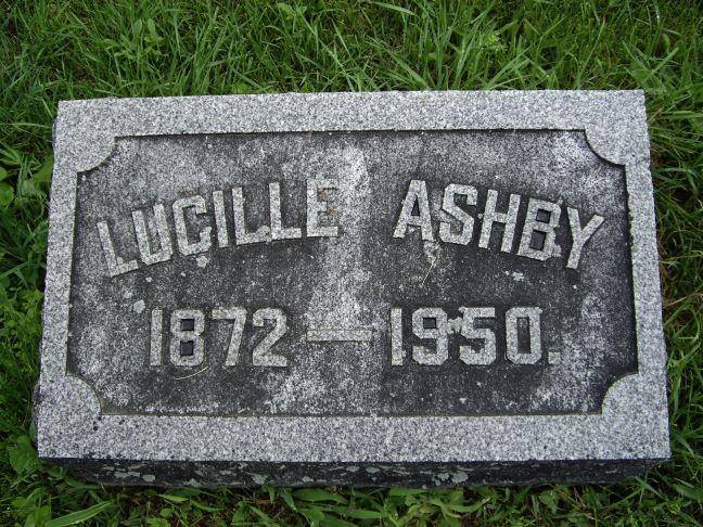 Lucille <i>McDonald</i> Ashby