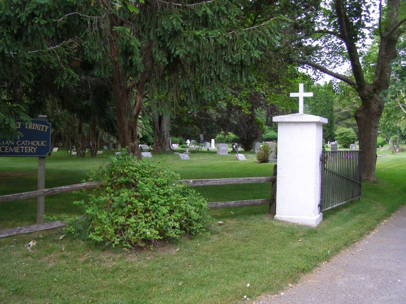 Most Holy Trinity Catholic Cemetery