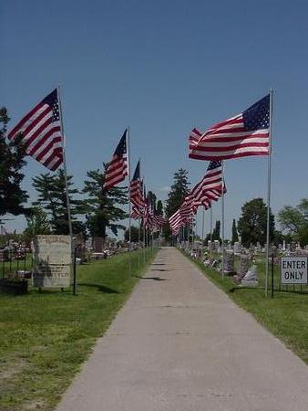 Columbus City Cemetery