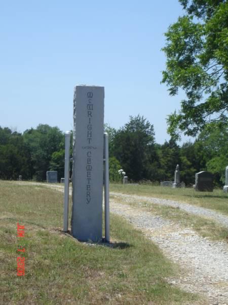 McWright Cemetery