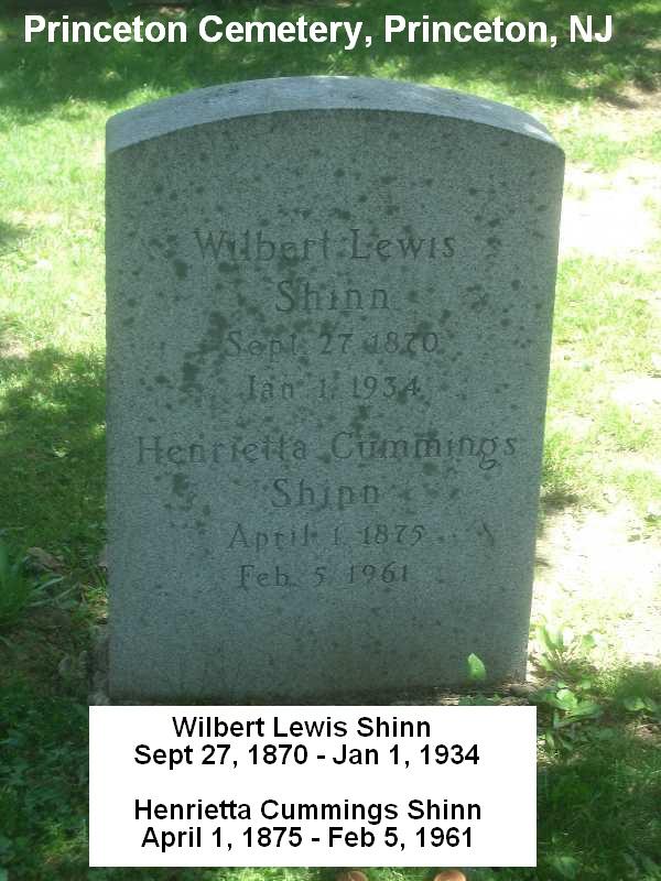 Henrietta Hettie <i>Cummings</i> Shinn