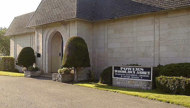 Woodlawn Abbey Mausoleum