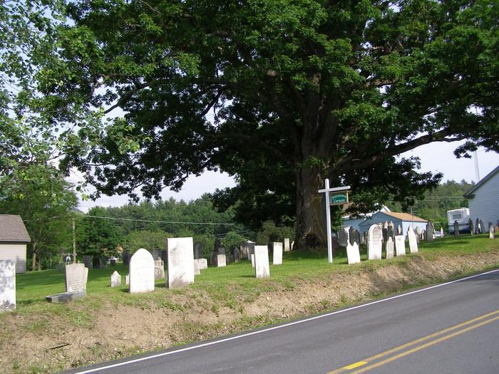 Pittstown Corners Cemetery