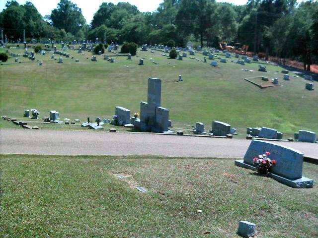 Oxford Memorial Cemetery