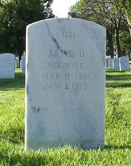 Jane M <i>Bird</i> Frank