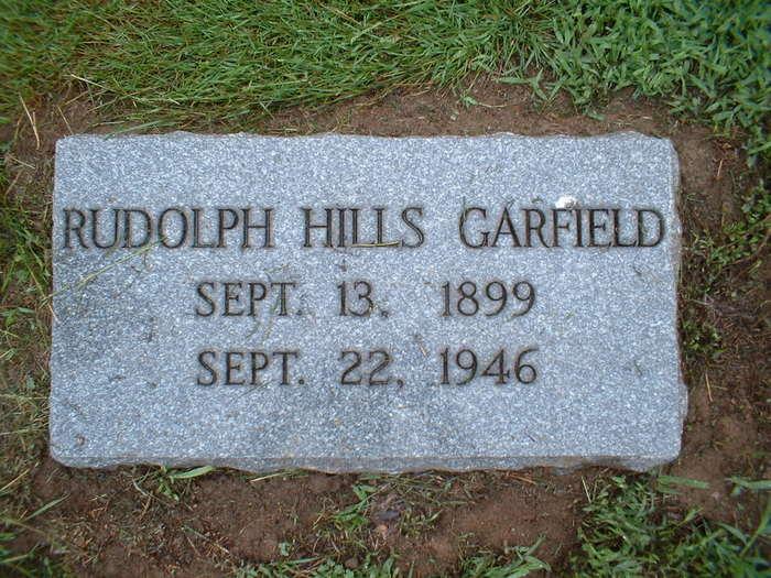 Rudolph Hills Garfield