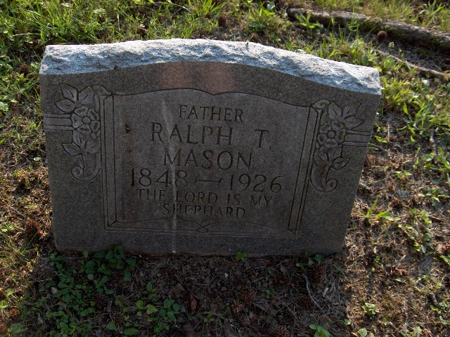 Ralph Tribute Mason