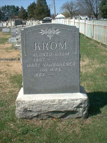 Alonzo Krom