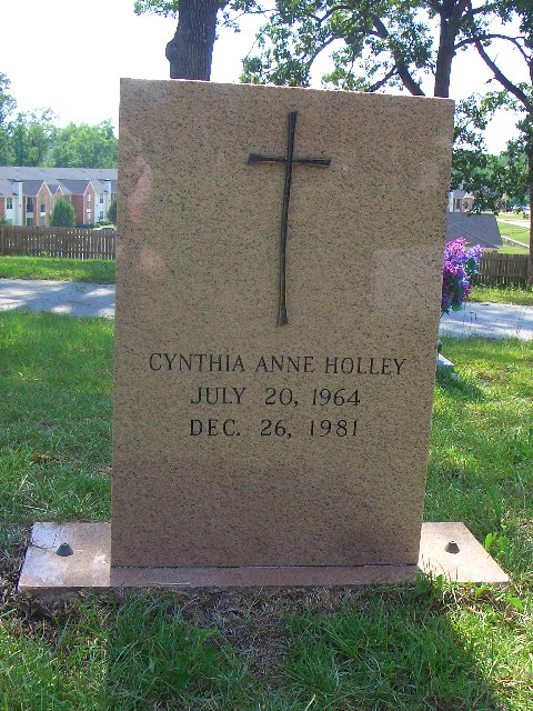 Cynthia Anne Holley
