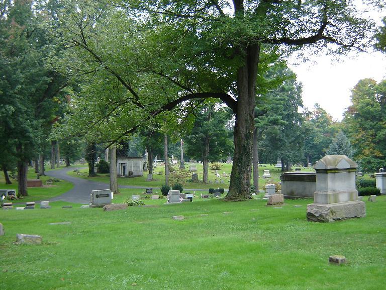 Poland Riverside Cemetery