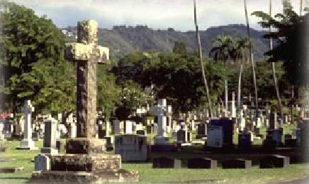 O'ahu Cemetery