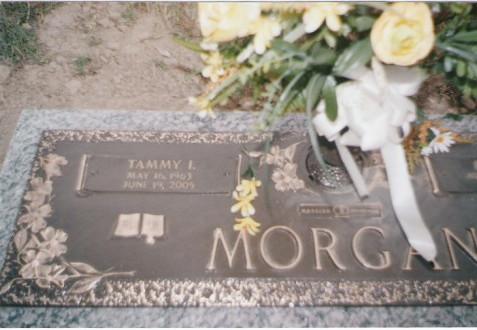 Tammy Irene <i>Johnson</i> Morgan