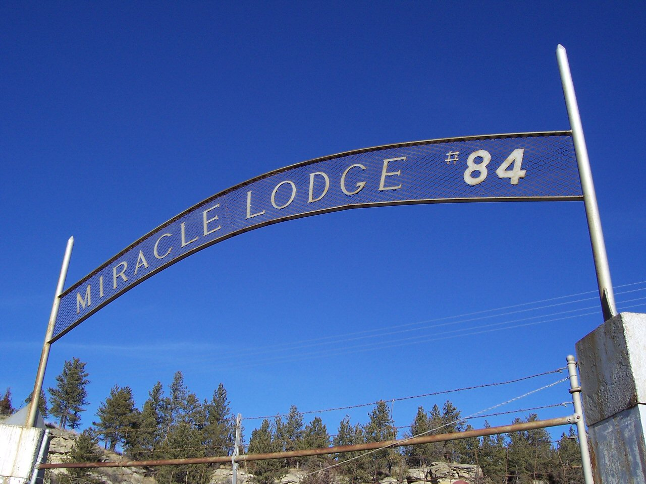 Miracle Lodge Number 84 Cemetery