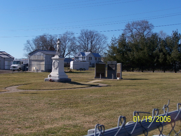 Our Soldiers Cemetery